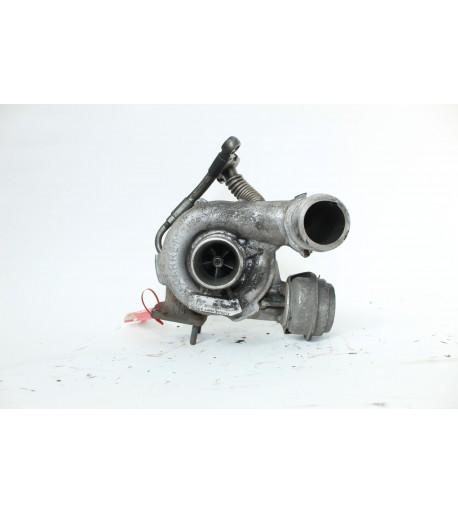 Turbina Fiat Doblò 1.9 88KW Diesel 2007 186A9000 Garrett 52214061