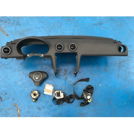KIT AIRBAG COMPLETO AUDI A3 2003-2006