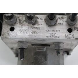 Pompa ABS  Fiat Panda 4x4 1.3 55KW Diesel 2012> 199A9000